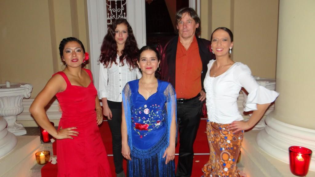Flamenco mit Mar y Arena